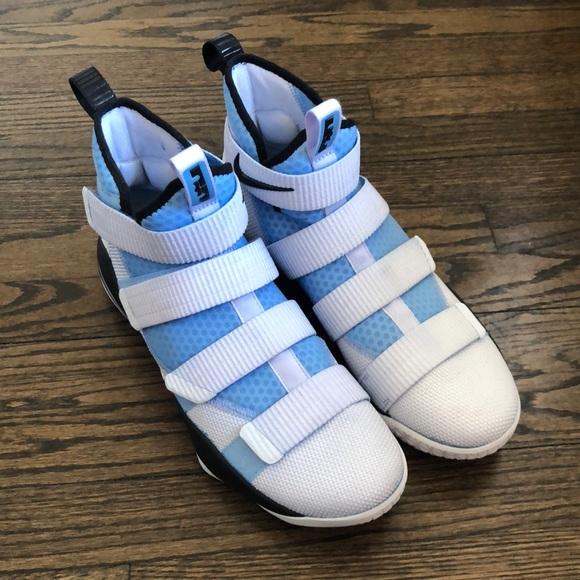 Nike Shoes   Custom Lebron Soldier 1 Sz